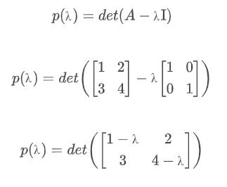 Cálculo para encontrar polinômio de